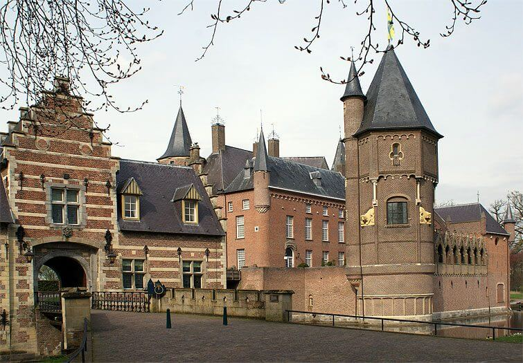 Bezoek Kasteel Heeswijk